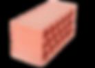 Ladrillo perforado acústico de 10 panales