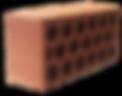 ladrillo perforado de 7 panales