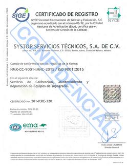 SIGE SYSTOP SERVICIOS TECNICOS