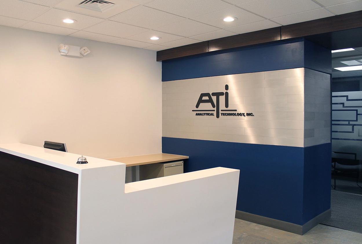 ATi - Reception Area