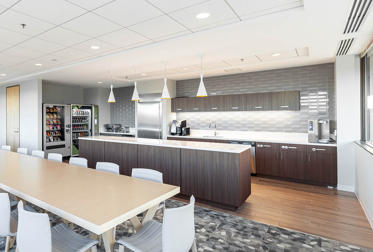 Breakroom - Dining Area