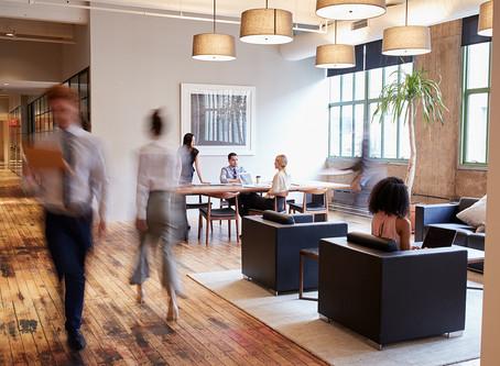 From The Desk of Senior Designer Donna McDaniel: Office Space & Employee Engagement
