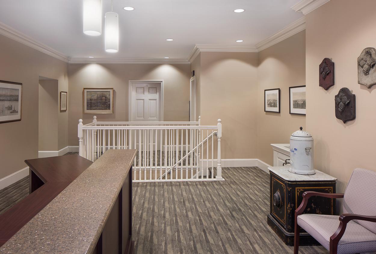 The Philadelphia Contributionship-Reception Area