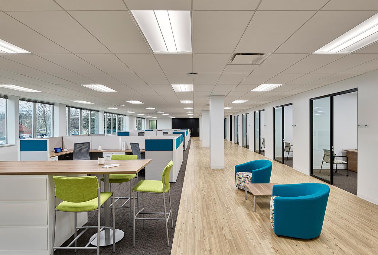 PSI Open Workspace
