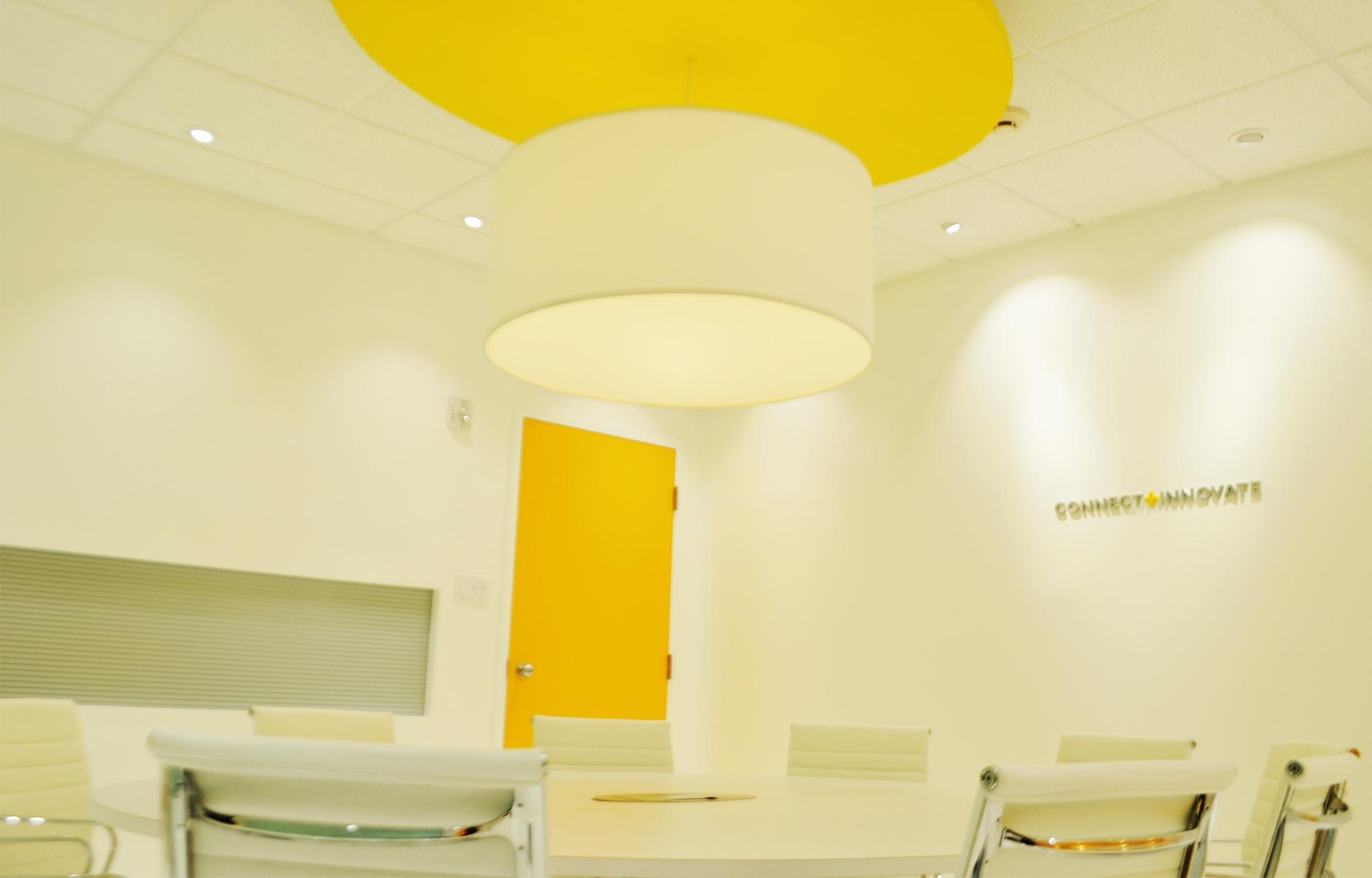 Center Ceiling Light