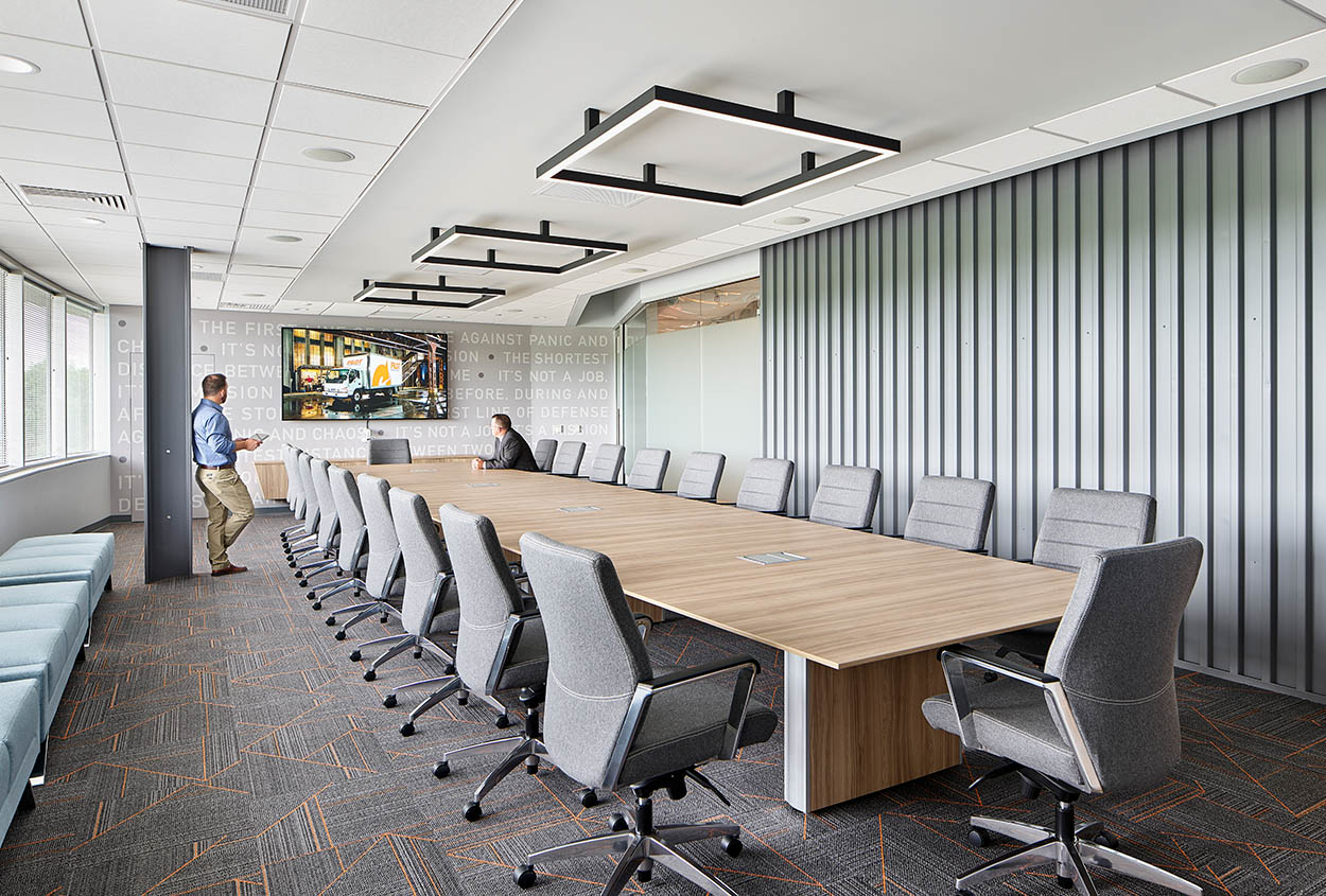 Pilot - Conference Room