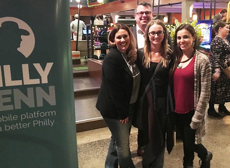 "Annual ""Who's Next"" Billy Penn's event at North Bowl."