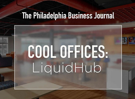 "LiquidHub - ""Cool Offices"""