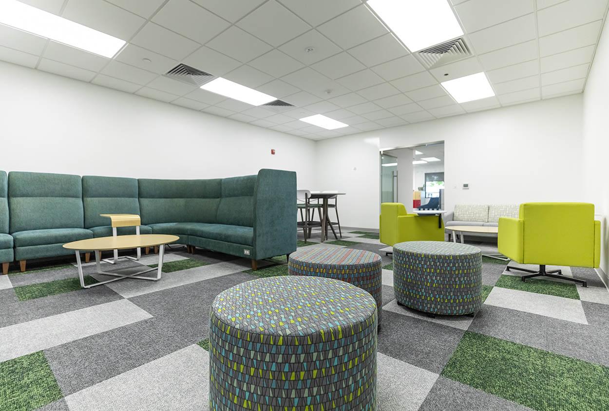 AGC Chemicals – Lunch Break Area