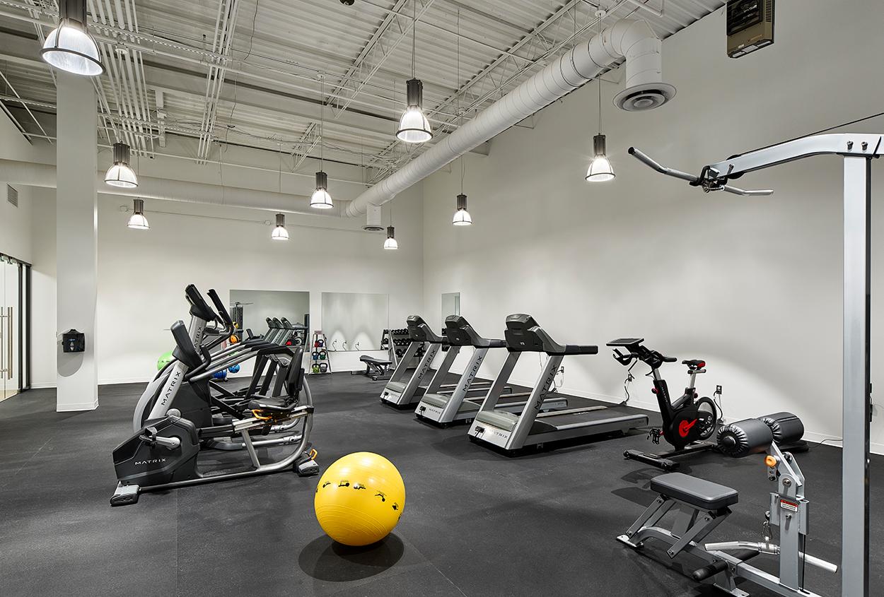 PSI Gym