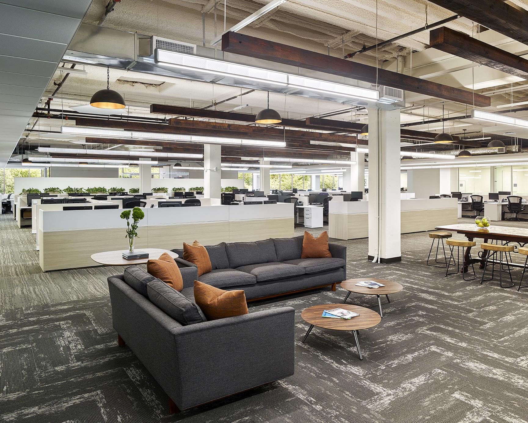 DFC Break Area/Open Working Space