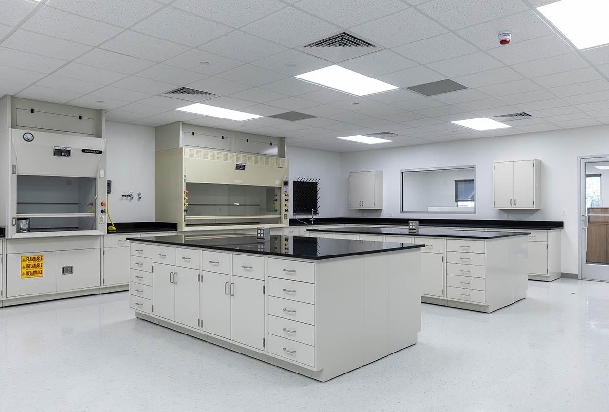 AGC Chemicals - Lab