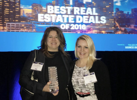 PBJ. 2016 Best Real Estate Deal - DFC Global Corp.