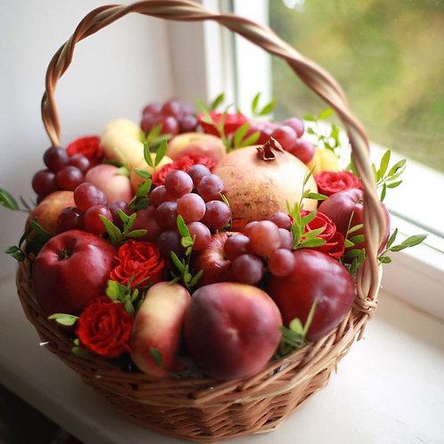 Корзина фруктовая д29см