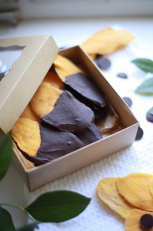 Манго в шоколаде