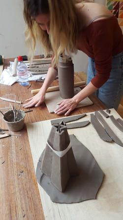 pottery courses