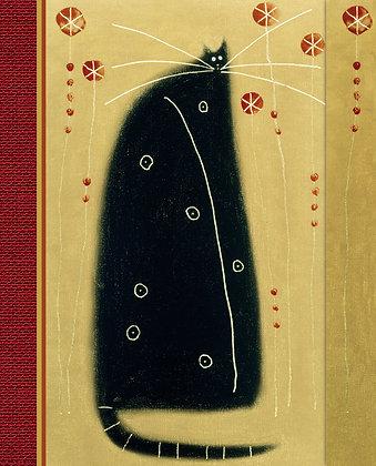 Small Journal - Black Cat