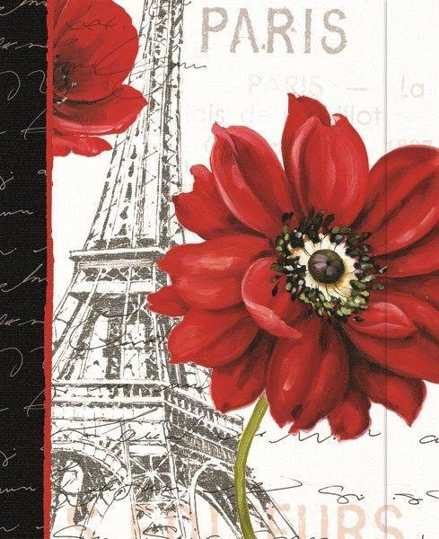 Journal - Red Paris