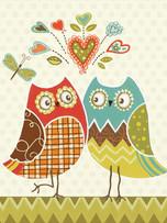 Lock Journal - Owl's Wonderful