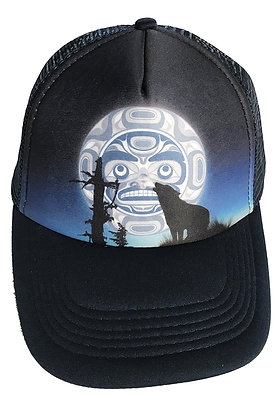 Cap (Navy Blue) - Hase