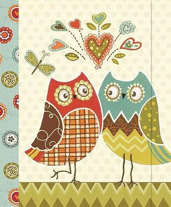Journal - Owl Wonderful