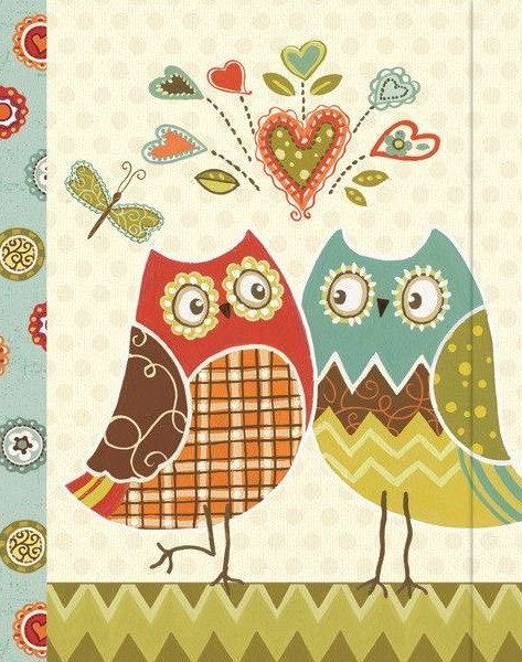 Journal - Owl Wonderful