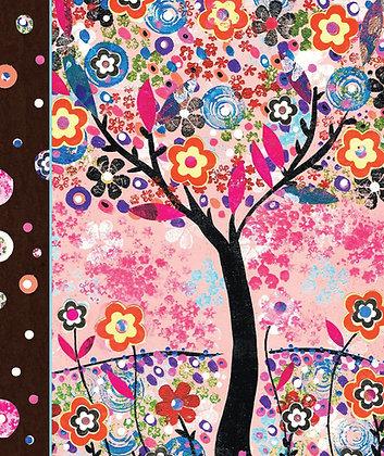 Journal - Flower Tree