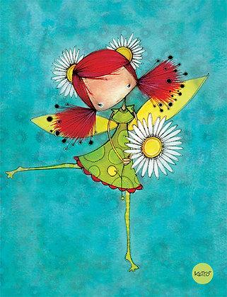 Notebook - Daisy Fairy