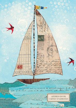 Address Book - Coastal Notes