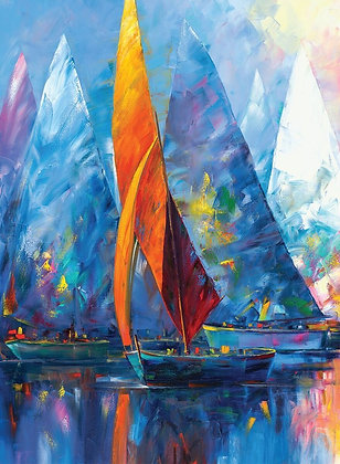 Journal - Sail Boat