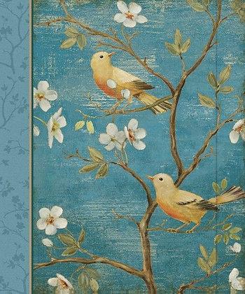 Journal - Blossom Blue