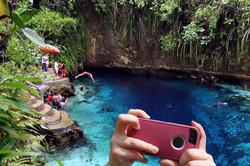 iPOLPOPHOTOS tourists frame idea3