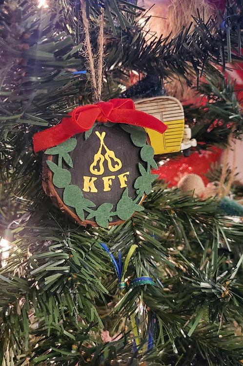 🎄 Handmade 🎁 KFF Kerristmas Ornament 🎅