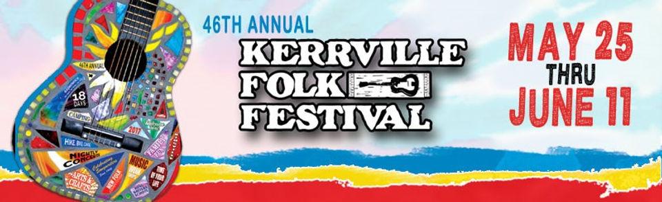Kerrville Folk Festival 2016