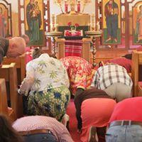 Feast Cross prostrations