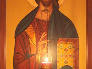 """Day of Recollection and Prayer on Saturday, Nov. 4, with the theme: """"Christ: The Joyful Light."""""""
