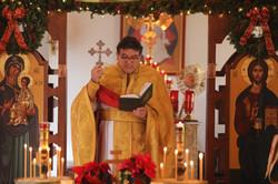 Nativity blessing