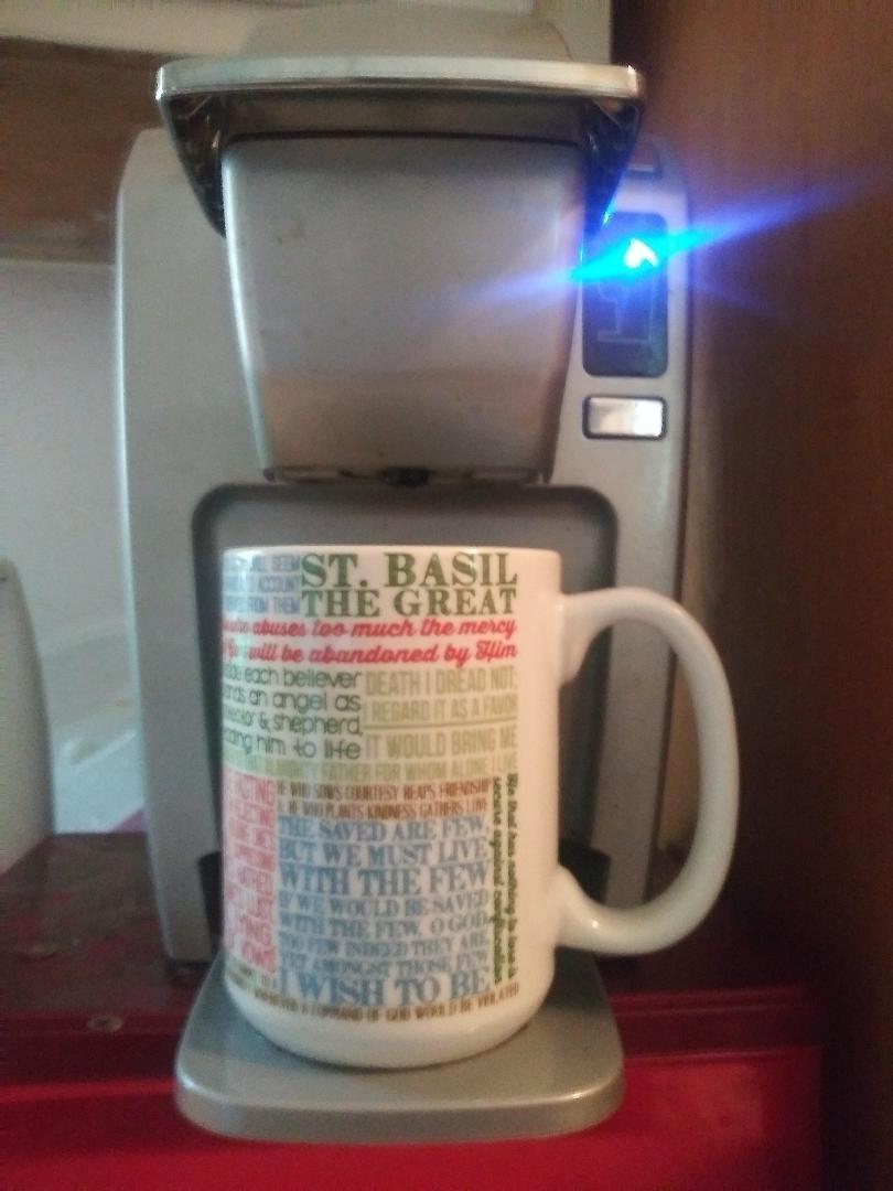 St Basil Mug