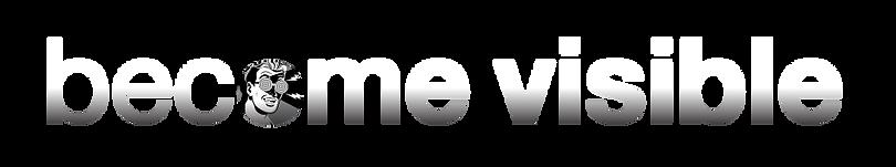 become-visible-black-&-white-logo-letter