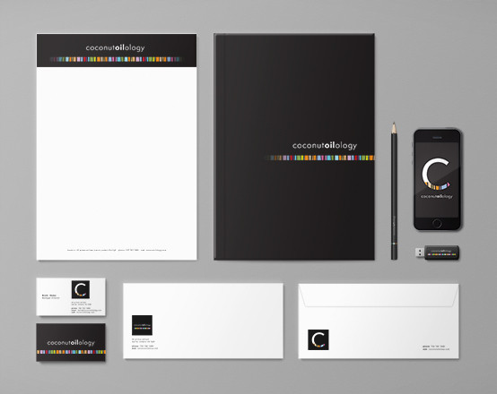 Logo & Brand Identity Design - Business Card & Letterhead Package by Become Visible.ca