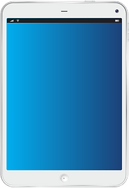 White_Tablet_Transparent_PNG_Clip_Art_Im