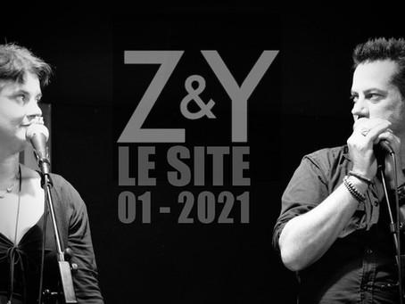 NOTRE PREMIER SITE EN JANVIER 2021