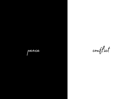 Thursday, October 15th - Becoming More Peaceful