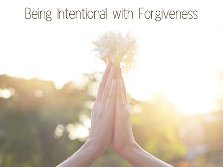 Thursday, September 3rd - Becoming More Intentional (Relationships)