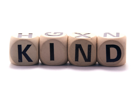 Monday, November 16th - Becoming More Kind