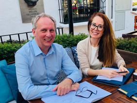 Firmada Colaboración con Joris Plu, Coach especializado en relaciones personales y en Divorcios