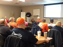 EMT continuing eduation class
