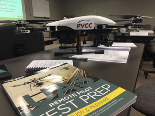 DLSC COMPLETES DRONE TRAINING