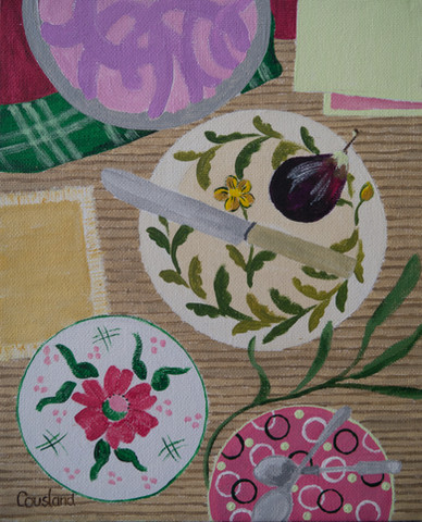 Plates and Fig