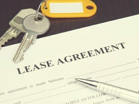 2016 Lease Provisions
